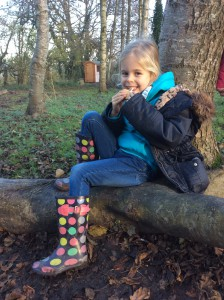 Forest School Group 2 December 2015 002