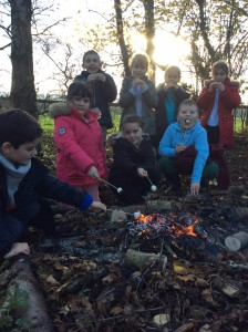 Forest School Group 2 December 2015 013