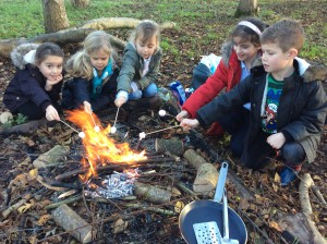 Forest School Group 2 December 2015 026