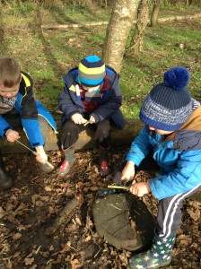 Forest School Group 3 February 2016 030