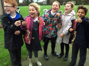 Forest School Hewish Term 2 year 3 and 4 002