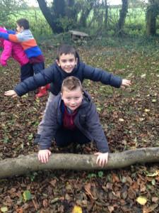 Forest School group 2 week 3 006
