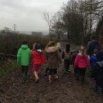 FOREST SCHOOL JAN 2017 MUD WEEK! 001