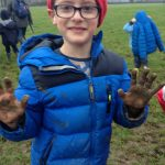 FOREST SCHOOL JAN 2017 MUD WEEK! 011