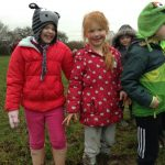 FOREST SCHOOL JAN 2017 MUD WEEK! 015