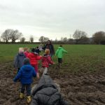 FOREST SCHOOL JAN 2017 MUD WEEK! 017