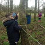 Feb 2017 forest school group 4 week 2 senses week 010
