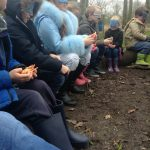 Feb 2017 forest school group 4 week 2 senses week 020