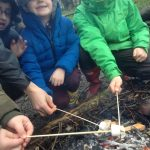 Forest School Fire Week last session Group 3 006
