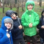 Forest School Fire Week last session Group 3 008