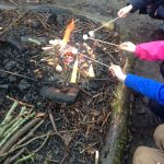 Forest School Fire Week last session Group 3 009
