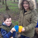 Forest School Fire Week last session Group 3 018