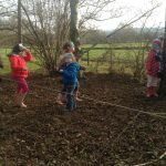 Forest School January 23rd 2017 OWL and SENSES 010