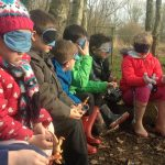 Forest School January 23rd 2017 OWL and SENSES 052
